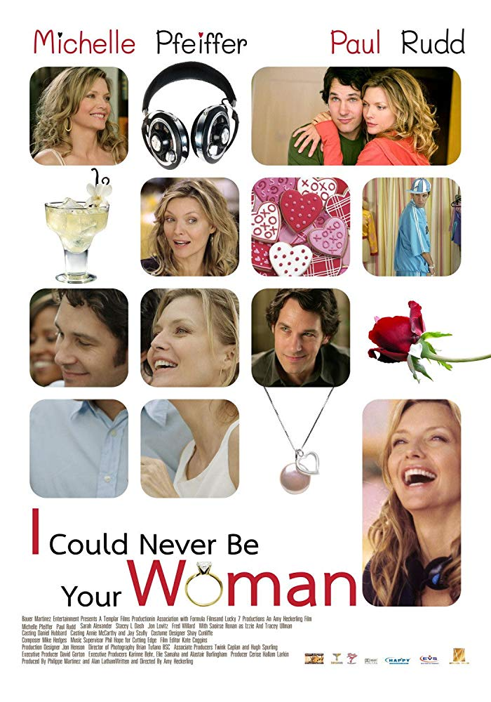 I Could Never Be Your Woman 2007 BRRip XviD MP3-XVID