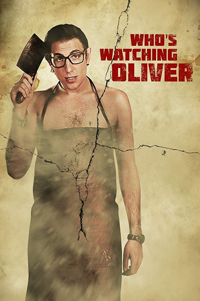 Whos Watching Oliver (2017) WEBRip x264 - SHADOW