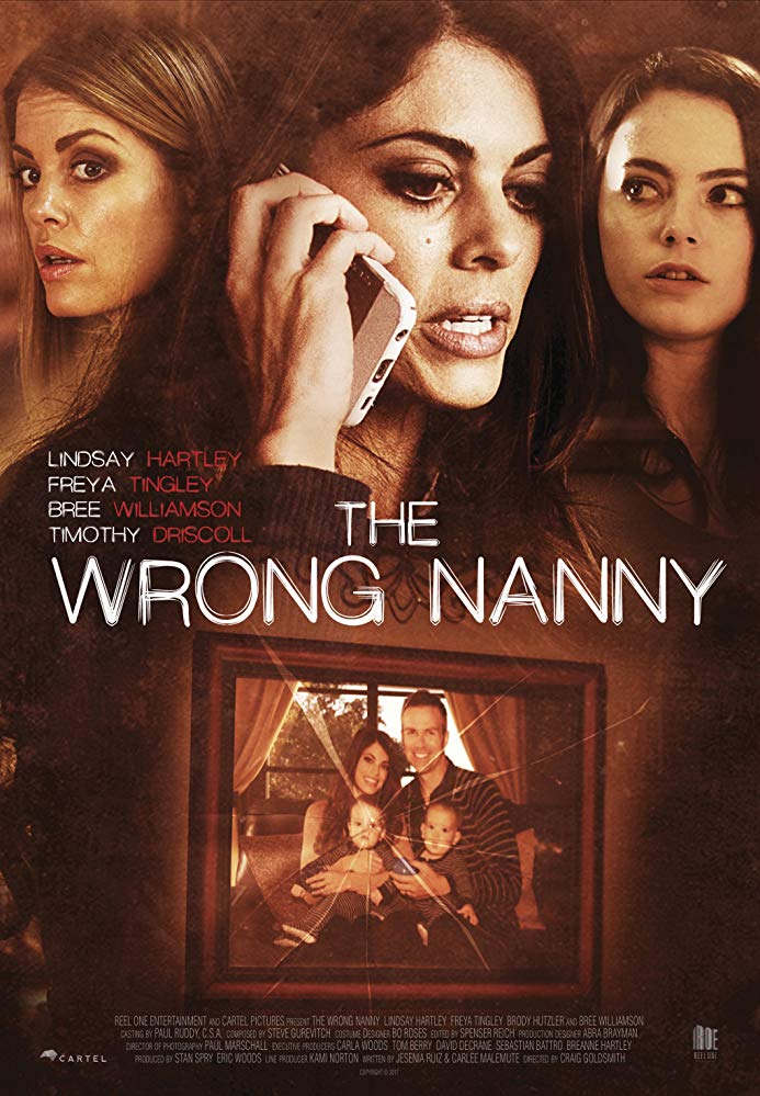 The Wrong Nanny 2017 WEBRip x264-ION10