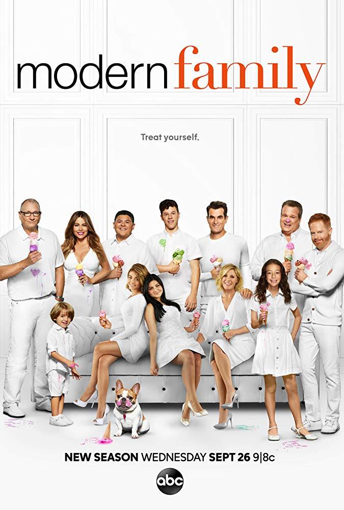Modern Family S10E05 720p HDTV x265-MiNX