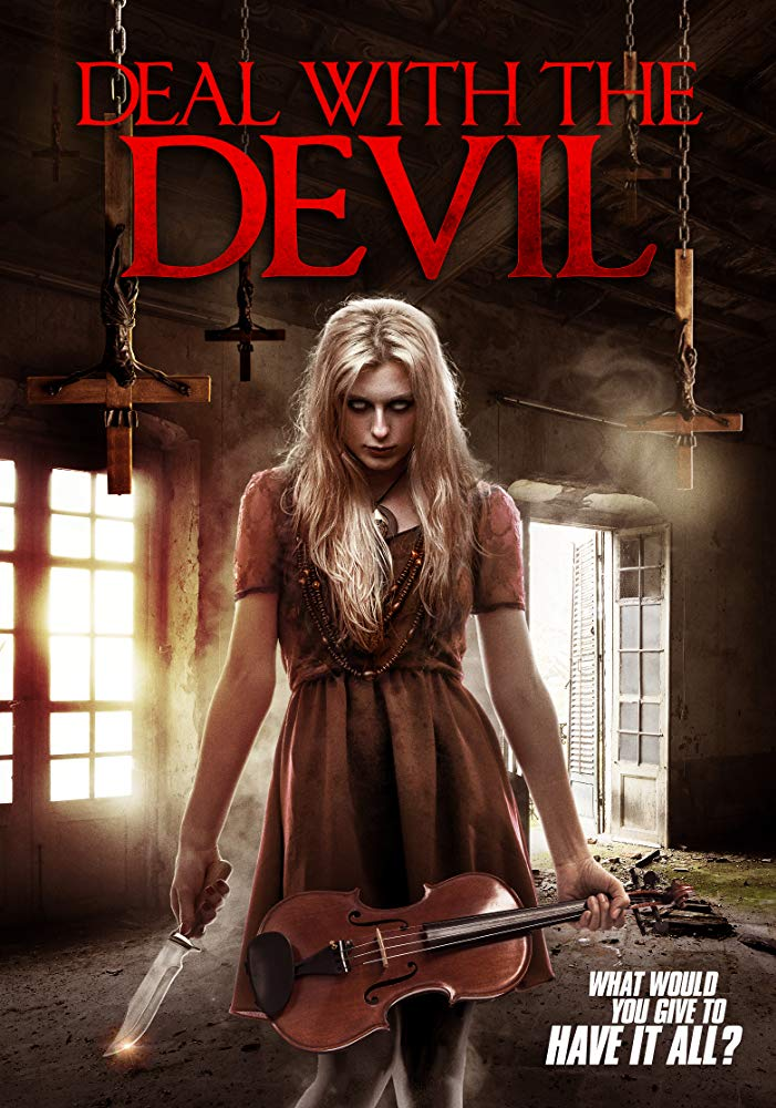 Deal With the Devil 2018 HDRip XviD AC3-EVO