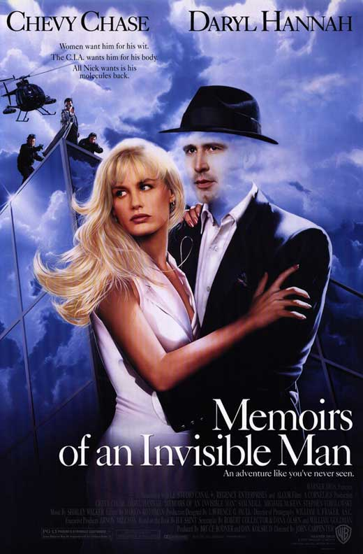 Memoirs of an Invisible Man 1992 BRRip XviD MP3-XVID