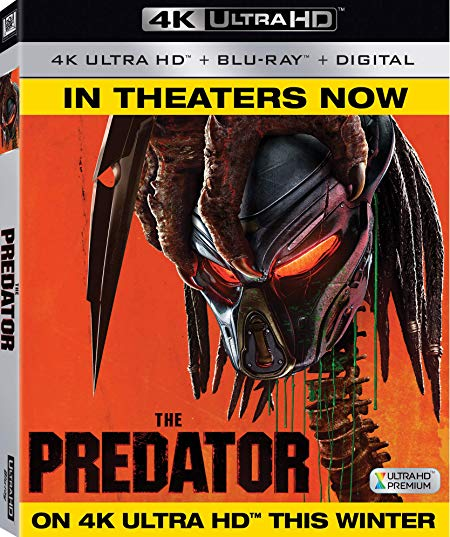 The Predator (2018) 720p HDRip BLURRED AC3 X264-CMRG