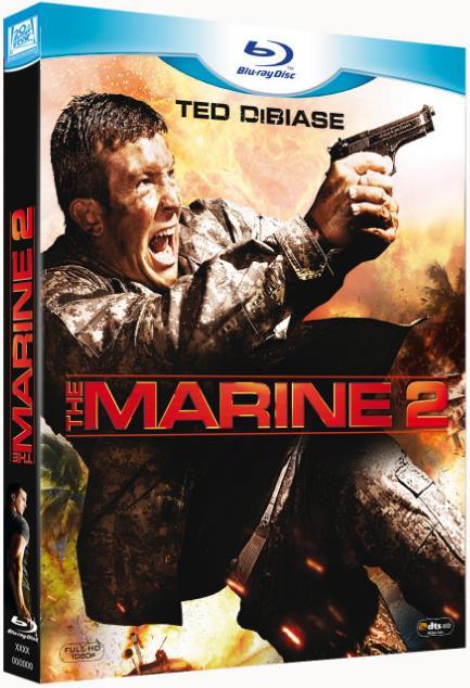 The Marine 2 (2009) 720p BrRip x264-YIFY