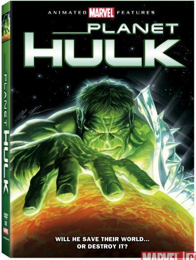Planet Hulk (2010) 1080p BluRay H264 AAC-RARBG
