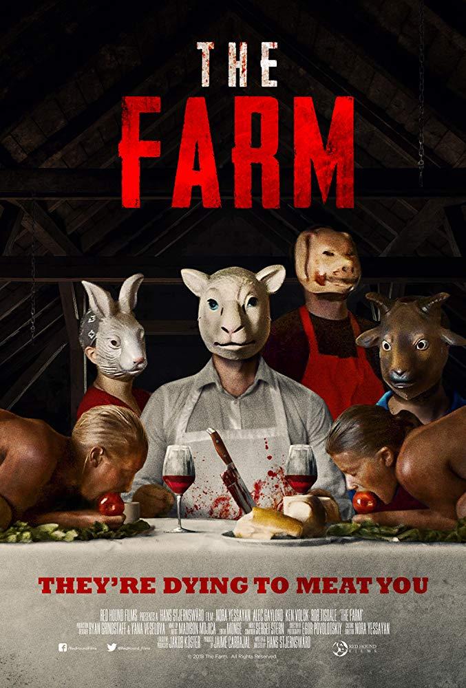 The Farm 2018 HDRip AC3 X264-CMRG[TGx]