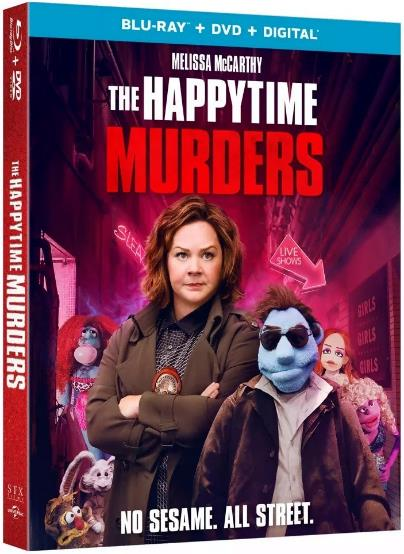 The Happytime Murders 2018 720p BluRay X264-DEFLATE