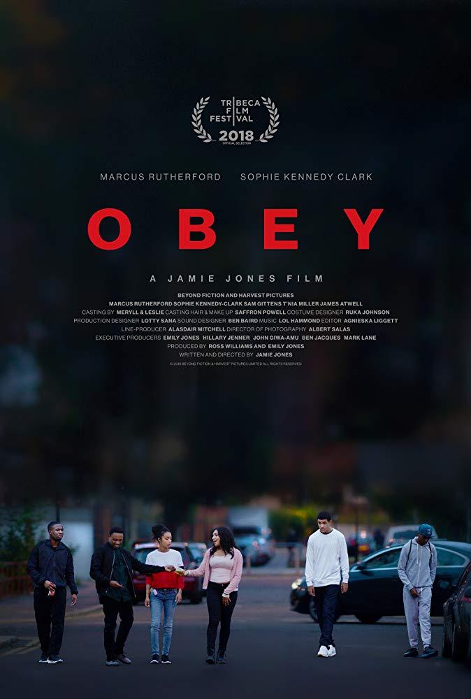 Obey 2018 HDRip XviD AC3-EVO
