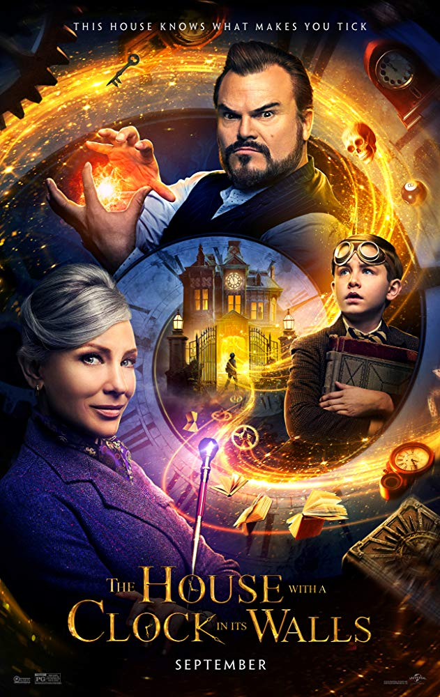 The House with a Clock in Its Walls 2018 HDRip XViD-ETRG