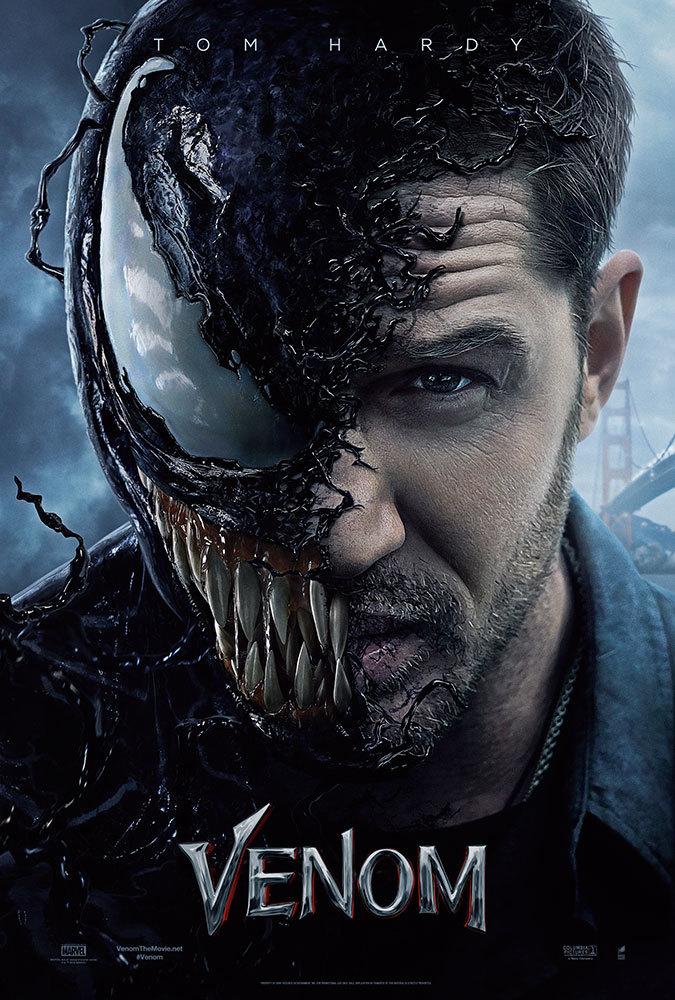 Venom 2018 1080p 6CH HDRip x265-HETeam