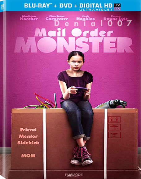 Mail Order Monster (2018) HDRip XviD AC3  EVO