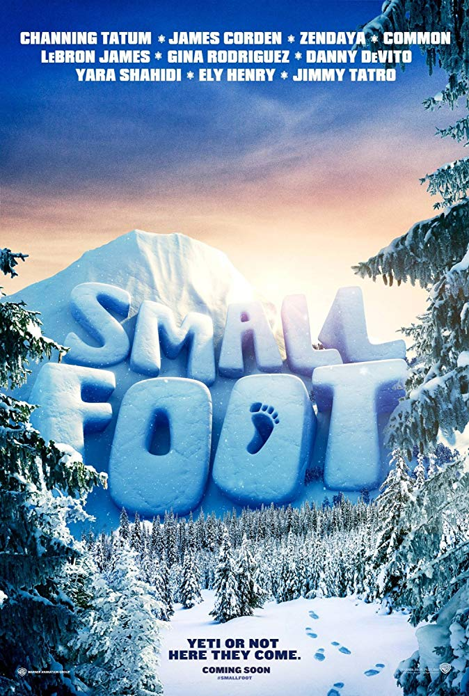Smallfoot 2018 1080p BluRay x264 AC3-RPG