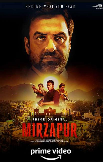 Mirzapur 2018 Season 01 Complete All 09 Episode 480p WEB-DL x264 MP3 Hindi 1.30GB-CraZzyBoY