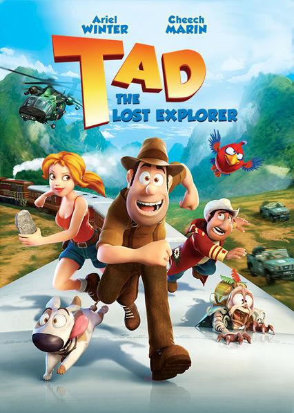 Tad The Lost Explorer 2012 1080p BluRay H264 AAC-RARBG