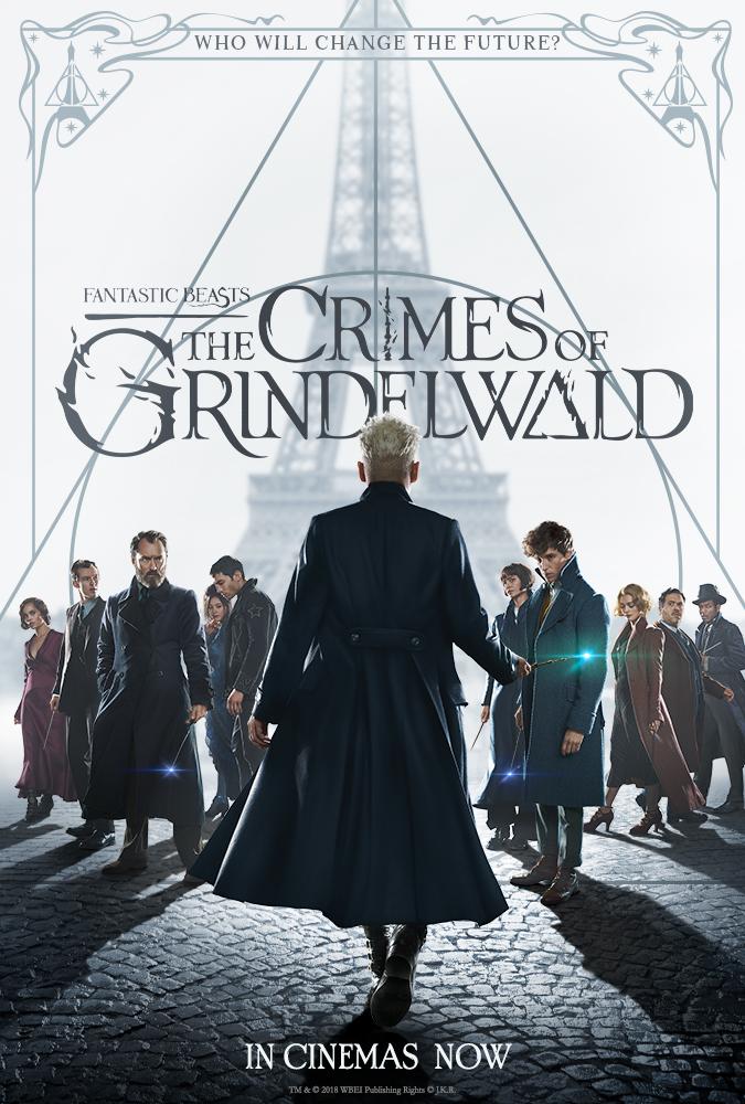 Fantastic Beasts The Crimes of Grindelwald 2018 HDTS XviD-AVID[TGx]
