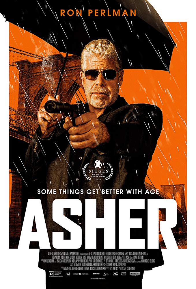 Asher 2018 HDRip XviD AC3-EVO