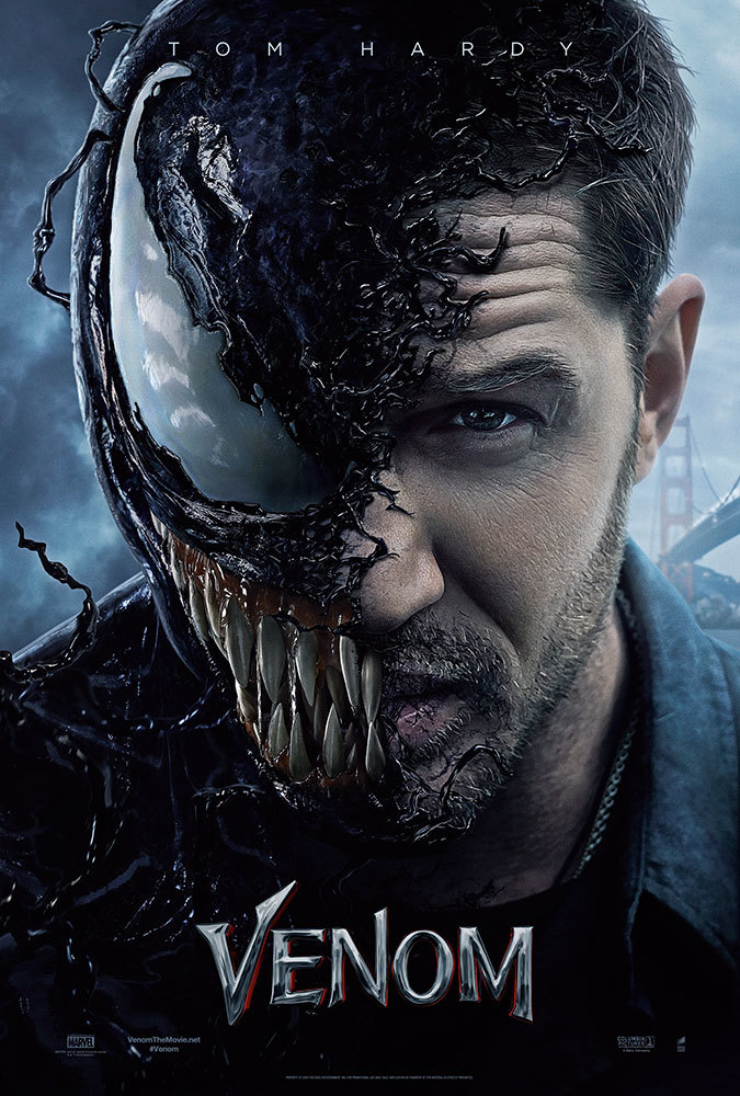 Venom 2018 720p BluRay x264-NeZu