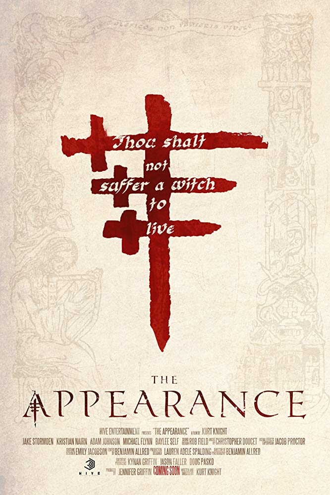 The Appearance 2018 720p WEB-DL XviD AC3-FGT