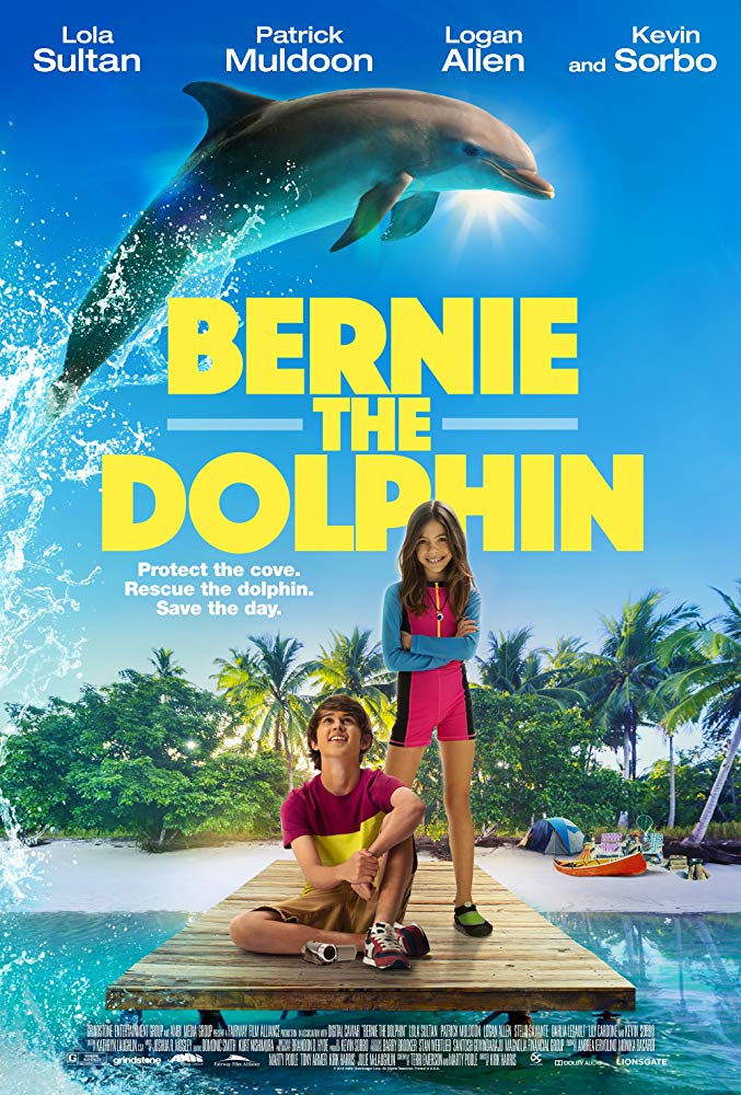 Bernie The Dolphin 2018 WEB-DL XviD MP3-FGT