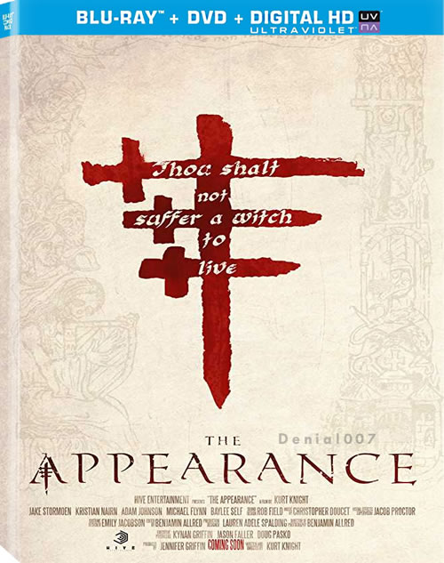 The Appearance (2018) 1080p WEB-DL DD 5.1 x264 MW