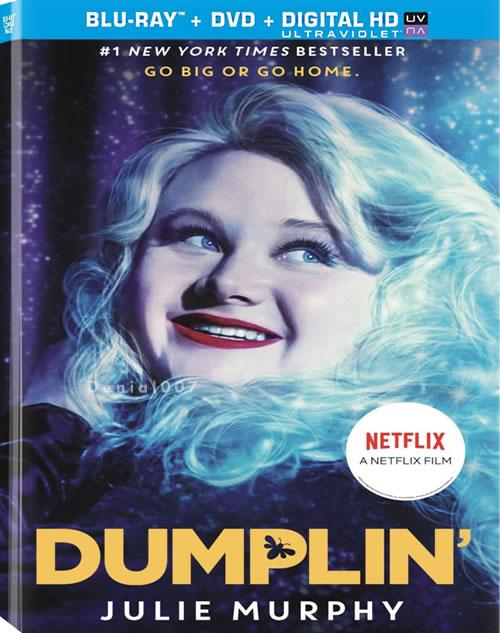 Dumplin (2018) 1080p NF WEB-DL DD 5.1 x264 MW