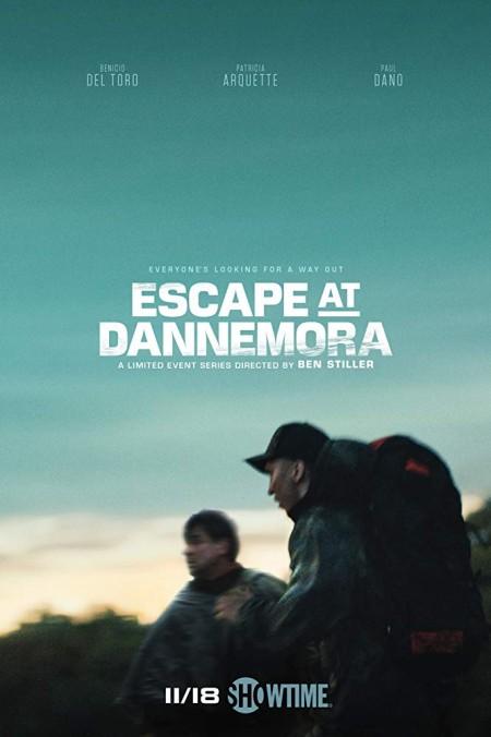 Escape at Dannemora S01E04 Part 4 720p AMZN WEB  DL DDP5.1 H264  NTb