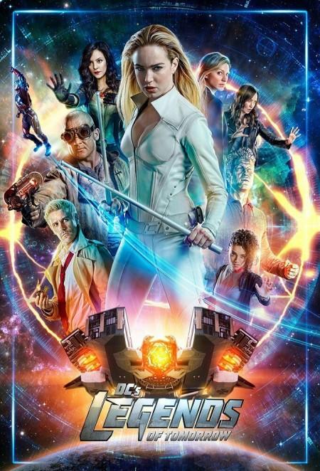DCs Legends of Tomorrow S04E08 720p HDTV x265-MiNX