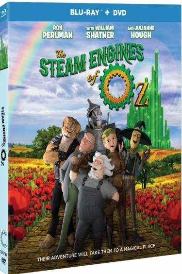 The Steam Engines of oz (2018) BRRip AC3 X264-CMRG