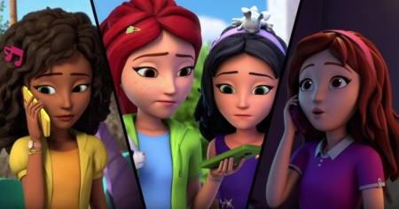 LEGO Friends 2018 Girls on a Mission S01E15E16 720p HDTV x264-SFM