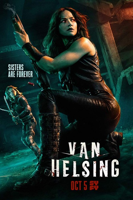 Van Helsing S03E07 Hunted Down REPACK 720p AMZN WEB  DL DD+5.1 H264  AJP69