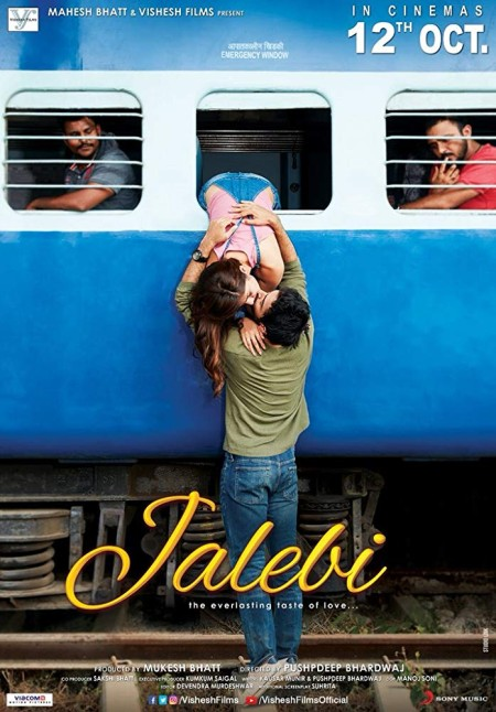 Jalebi - The Taste of Everlasting Love (2018) Hindi 720p HDRip x264 AC3 5 1 ESub-Sun George