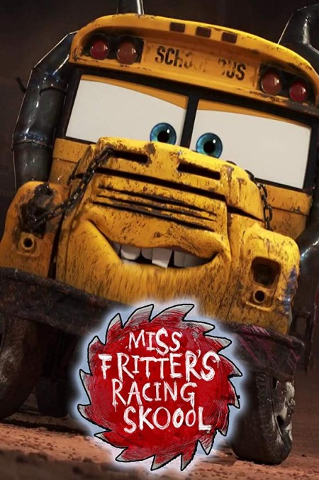 Miss Fritters Racing Skoool (2017) 720p BluRay x264-RedBlade