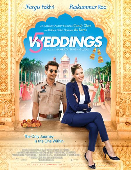 5 Weddings 2018 HDRip XviD AC3-N30N