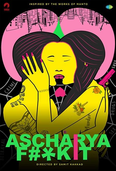 Ascharya Fuck It (2018) Hindi 720p WEB-DL x264 ESub MW