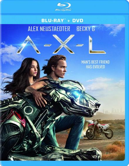 A-X-L 2018 BRRip XviD AC3-EVO