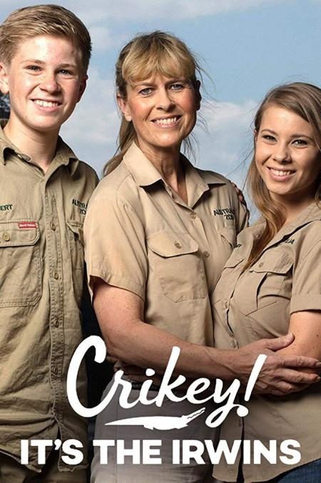 Crikey Its the Irwins S01E09 Race To Save The Platypus WEB x264-CAFFEiNE