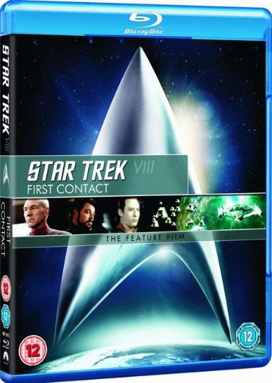 Star Trek First Contact (1996) 720p BluRay H264 AAC-RARBG