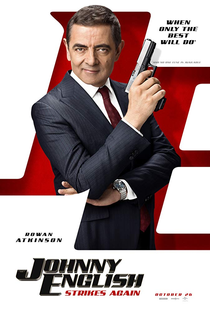Johnny English Strikes Again 2018 720p BRRip x264 AC3-DiVERSiTY