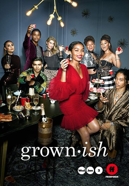 Grown-ish S02E02 Nothing Was the Same HDTV x264-CRiMSON