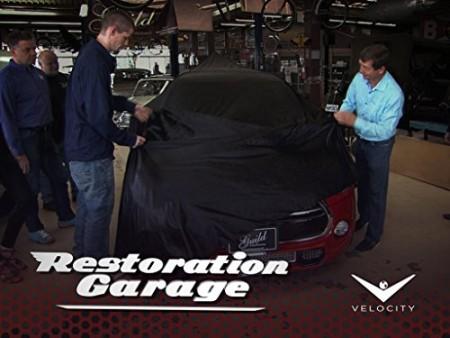 Restoration Garage S04E08 480p x264-mSD