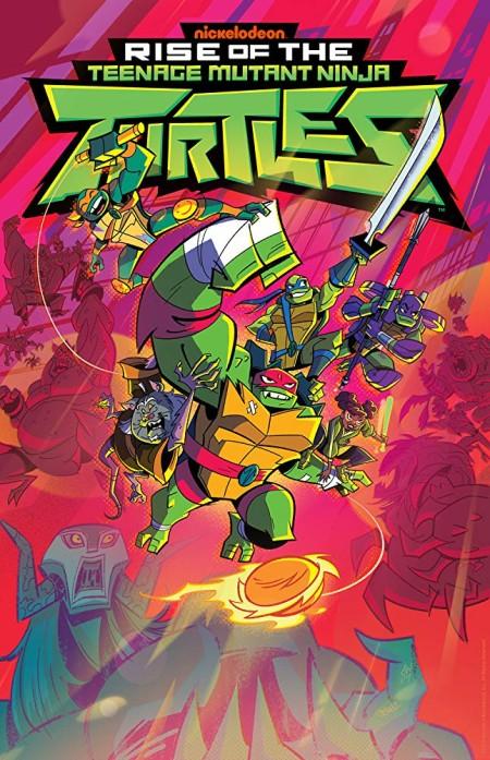 Rise of the Teenage Mutant Ninja Turtle S01E07a 720p HDTV x264-W4F