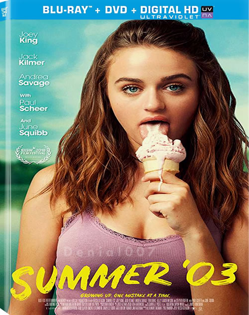 Summer '03 (2018) ENG 720p WEB-DL 800MB MOVCR