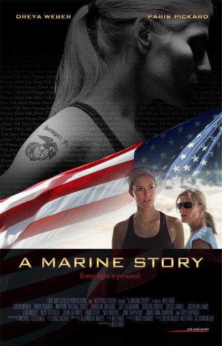 A Marine Story (2010) 720p BluRay H264 AAC-RARBG