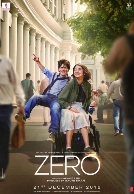 Zero (2018) Hindi 720p Pre-CAMRip x264-UnknownStAr