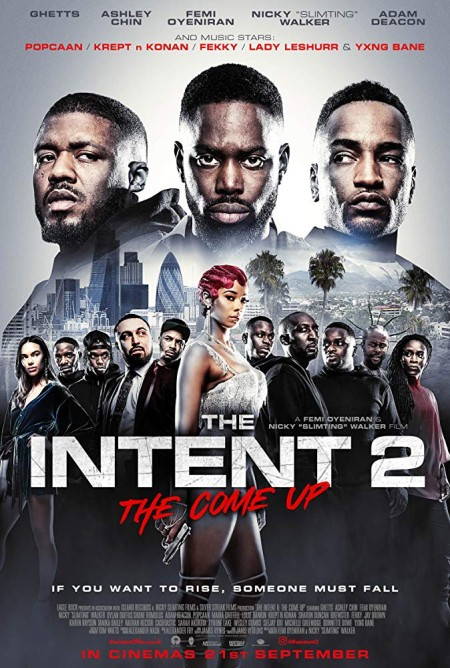 The Intent 2 The Come Up (2018) 1080p WEB  DL H264 AC3  EVO