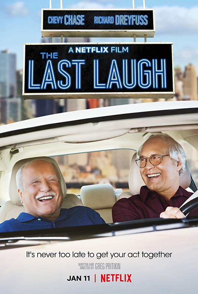 The Last Laugh 2019 WEBRip XviD AC3-FGT