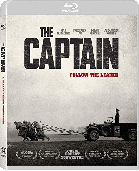 The Captain (2017) BDRip x264  WiDE