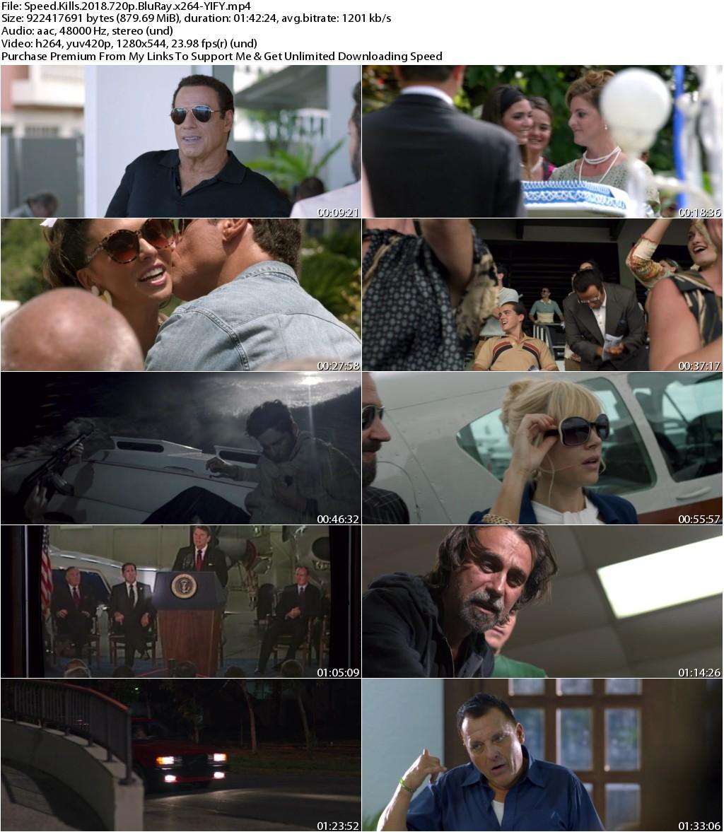 Speed Kills (2018) 720p BluRay x264-YIFY