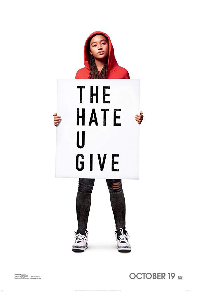 The Hate U Give 2018 1080p BluRay H264 AAC-RARBG