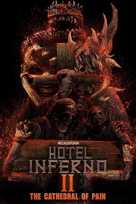Hotel Inferno 2 The Cathedral of Pain (2017) BRRip - SHADOW